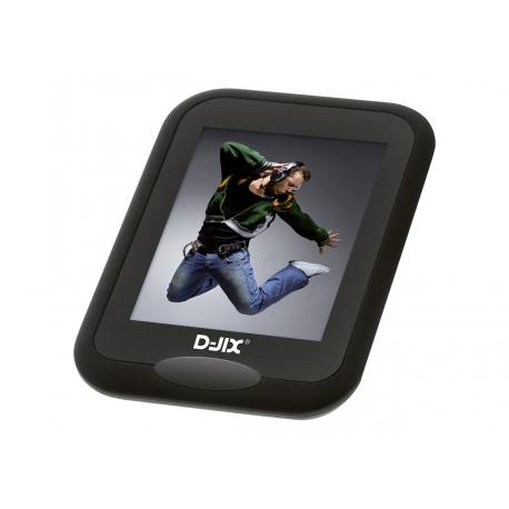 Lecteur multimédia Bluetooth FM - D-JIX M594BT/M595BT