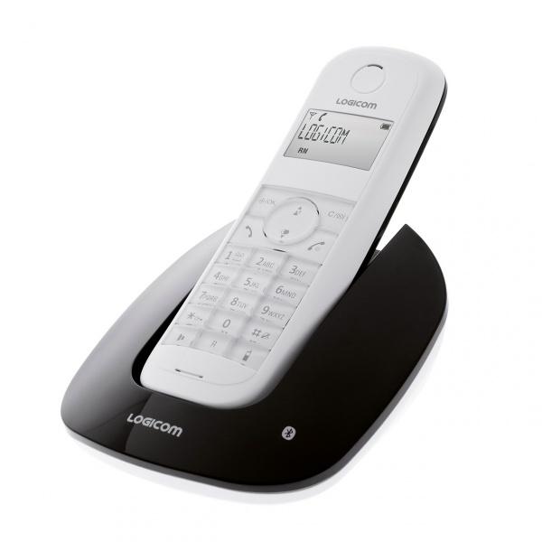 Téléphone DECT Bluetooth avec double position de chargement - Manta 150BT