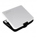 "Lecteur DVD portable écran rotatif 7"" - PVS 705-73H"