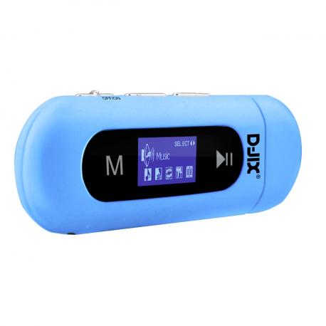 Lecteur MP3 FM - D-JIX C190