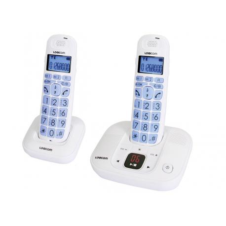 Téléphone DECT grandes touches + combiné - GT502