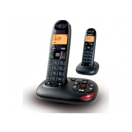 Téléphone DECT grandes touches + combiné - GT802