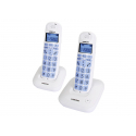 Téléphone DECT grandes touches + combiné - GT302