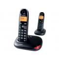 Téléphone DECT grandes touches + combiné - GT602