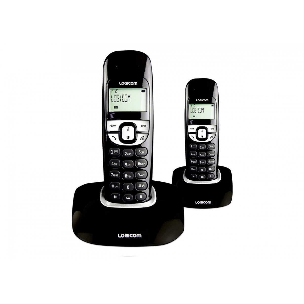 t l phone dect main libre soly 200 produits t l phonie r sidentielle logicom. Black Bedroom Furniture Sets. Home Design Ideas