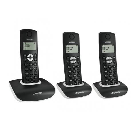 Téléphonie DECT + 2 combinés - Nova 353