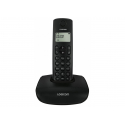 Dect Nova 302 Noir Sans Main Libre + 1 Combine Supplementaire