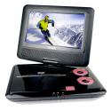 """Dvd Portable 7"""" 705-79H + Casque Noir"""