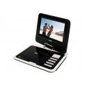 "Lecteur Dvd Portable Rotatif 7"""