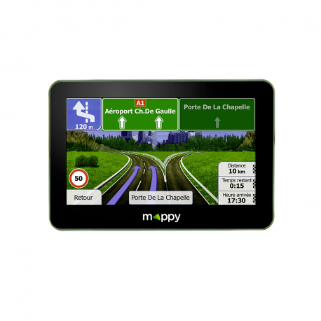 mise a jour mappy ulti s536