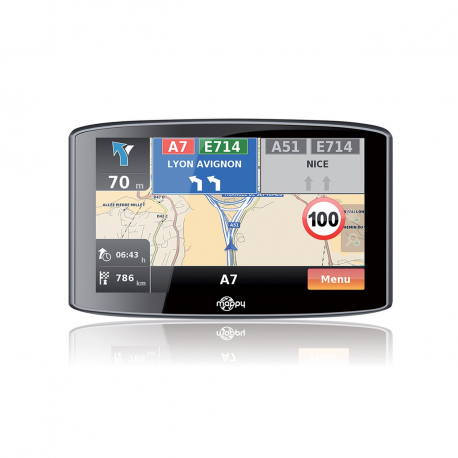 "Ulti S536 - Gps 5"" Europe Light Bt Tts Jv Maj A Vie"