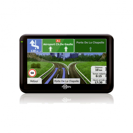 Gps Mappy Ulti X550 Truck Full Europe 43 Pays