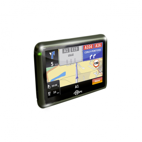 "Gps Mappy Mini 301 3,5"" Noir Europe Light"