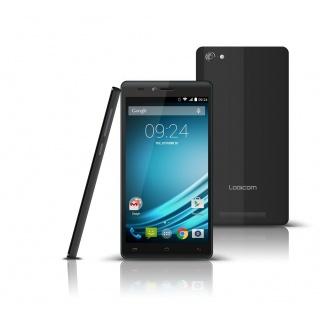 Smartphone 5.5'' 3G- Dualcore 4Go Google Play - L-ement 550