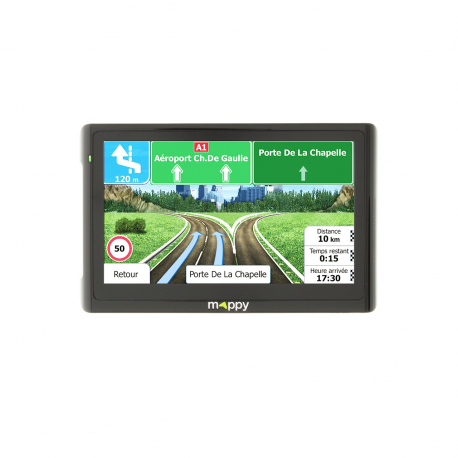"Gps Mappy Iti E-411 4,3"" Europe Light"