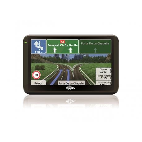 Gps Mappy Maxi E618 Europe Carte A Vie