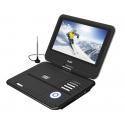 """Lecteur DVD portable écran rotatif 9"""" - PVS 907-70HD TNT"""