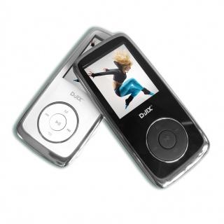 Lecteur multimédia - Bluetooth FM - D-JIX D2020BT