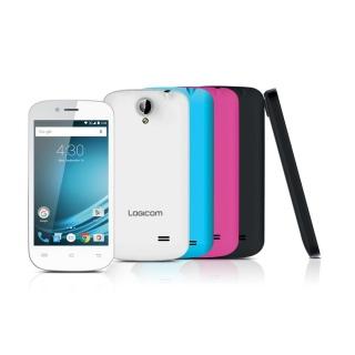 """Smartphone 4"""" 3G Dualcore 4Go - L-ement 400"""