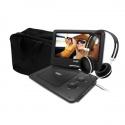 Lecteur DVD portable 9'' écran rotatif PVS 902-79C