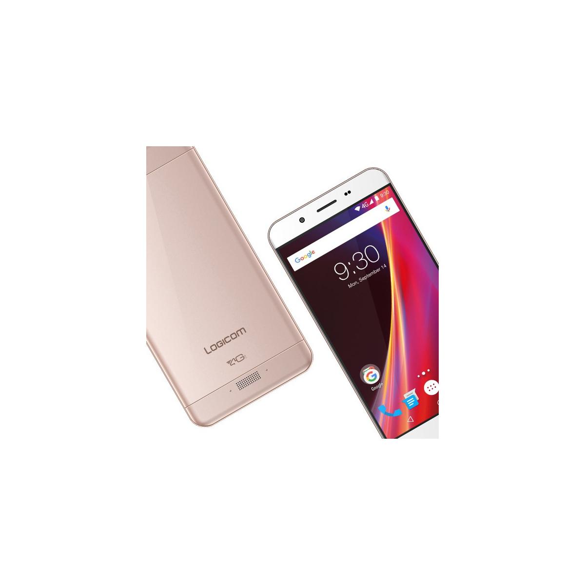 smartphone 5 39 39 ips hd quadcore 16go google play l. Black Bedroom Furniture Sets. Home Design Ideas