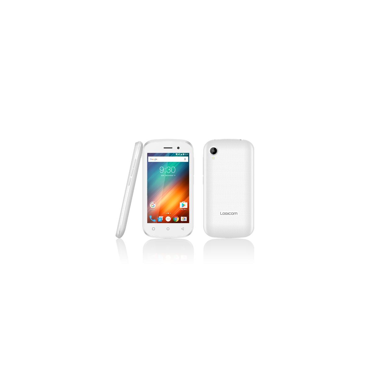 t l phonie smartphone 4 39 39 quadcore 4go google play l ite 400m produits smartphone logicom. Black Bedroom Furniture Sets. Home Design Ideas