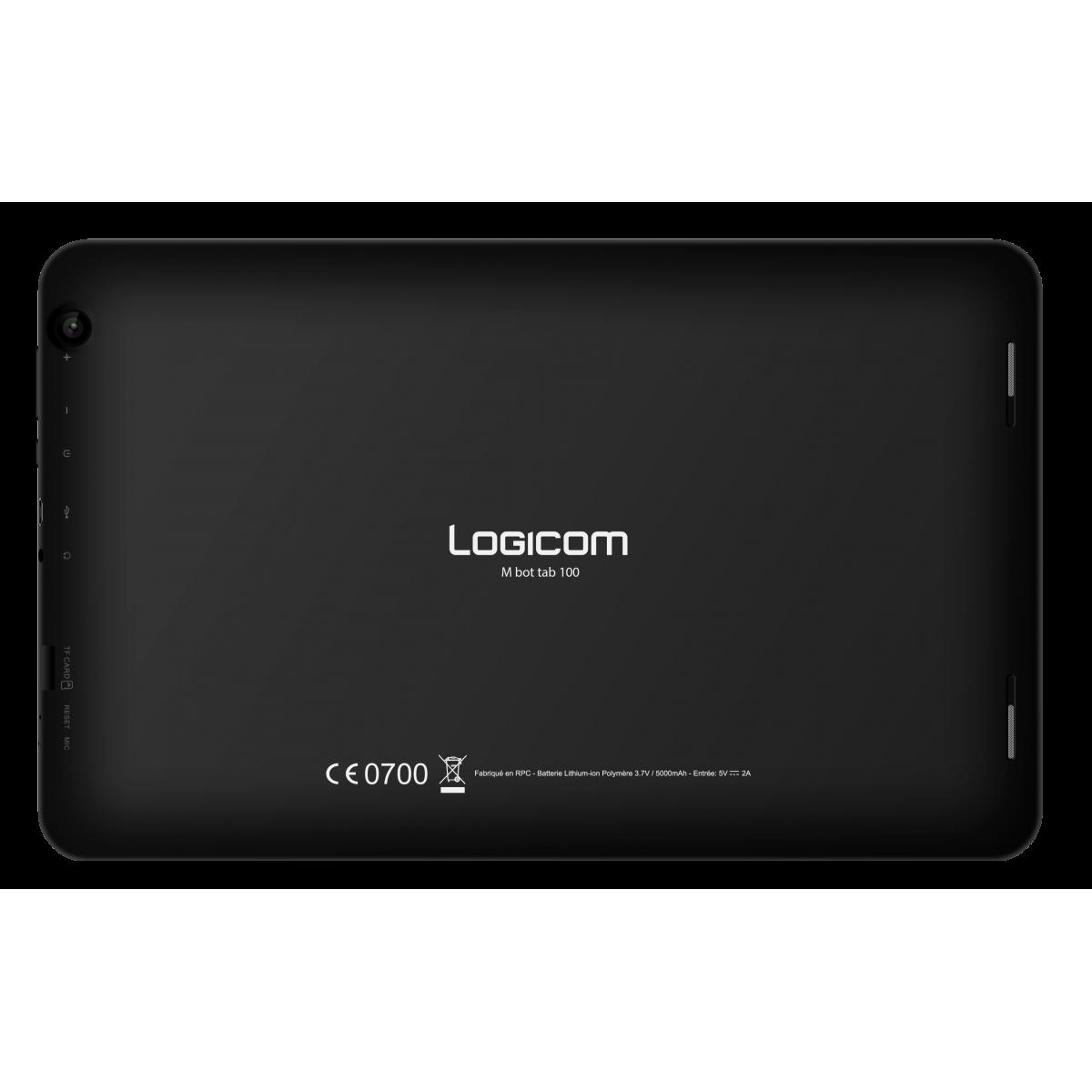 play store sur tablette logicom