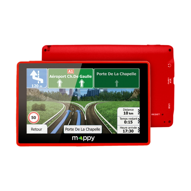Mappy Iti E438t Logicom Europe