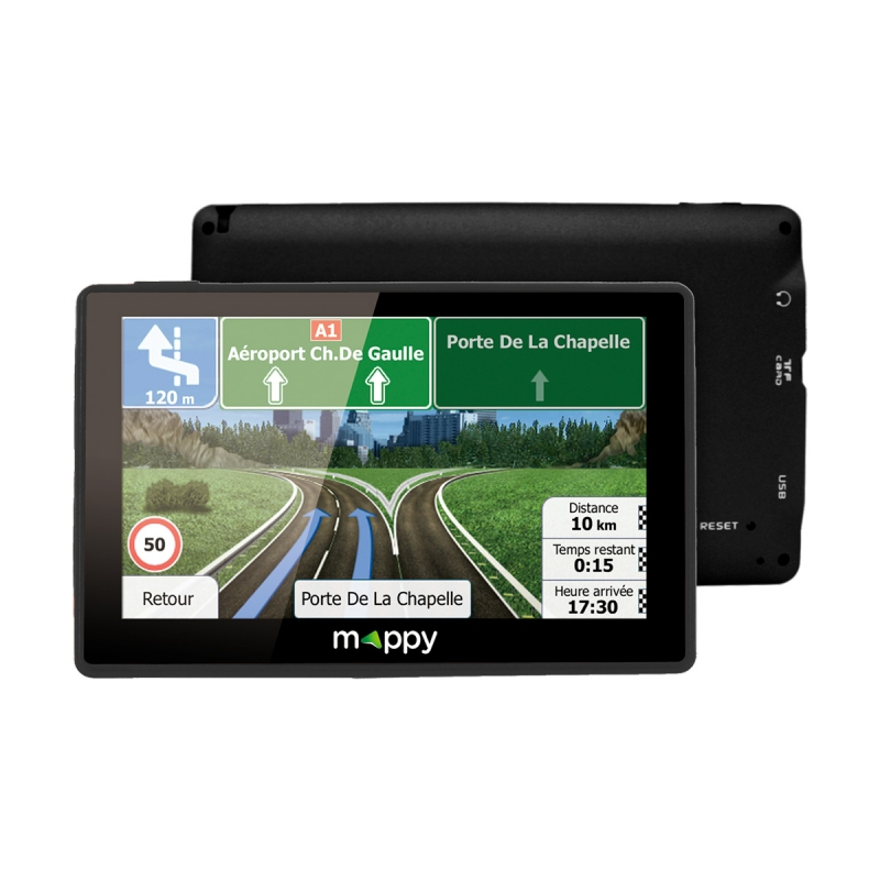gps 5 mappy ulti x565 truck produits gps auto mappy. Black Bedroom Furniture Sets. Home Design Ideas