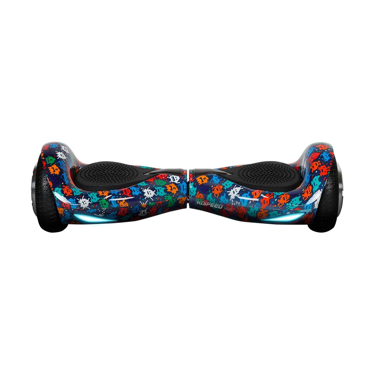Hoverboard H332c Pixel Art