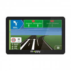 Mappy Maxi X795 Camp GPS