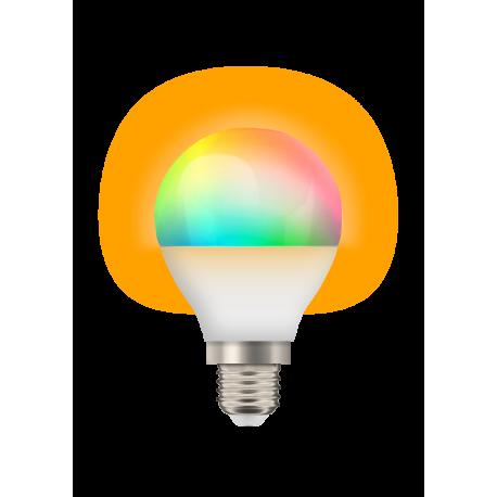 Bulbby R connected bulb