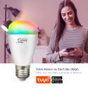 Ampoule connectée Bulbby C